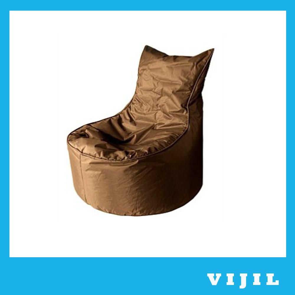 Highback Beanbag Filled Beans Bean Bag Gamer Gaming Chair
