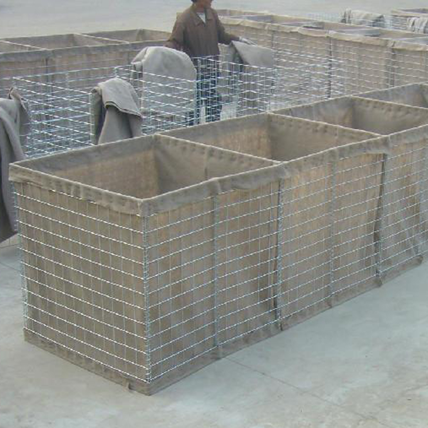 China manufacturer customized Factory price Modern desig fortification hesco barriers