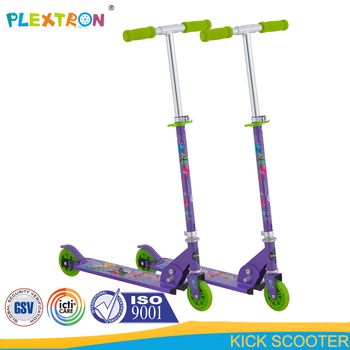 Factory price wholesale foot kick scooter for child