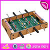Top 10 intelligent indoor wooden football games for kids made in china W11A029-S
