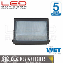 High power LED wall pack light outdoor