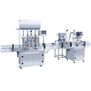Automatic Drinking Water Producing Bottling Filling Machine Line