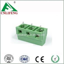 china pcb terminal block connector LF128V - 7.5mm pitch