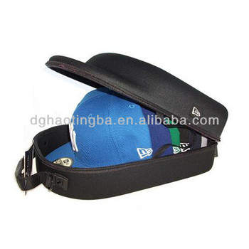 6 Baseball Cap Hat Carrier Case Storage Organizer Protector Travel Storing  Hats