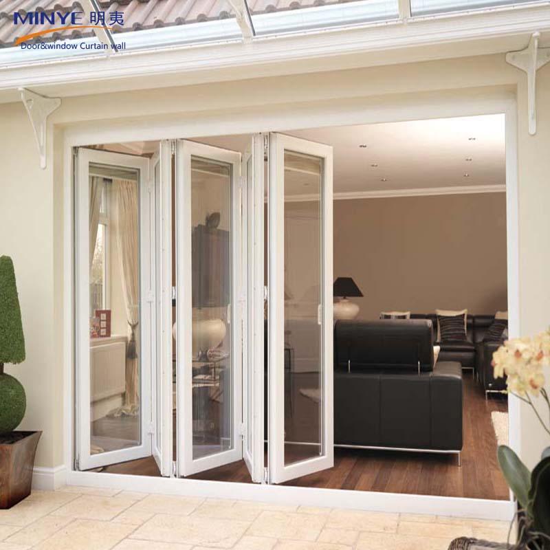 Aluminium Folding Patio Doors Prices High Quality Folding Doors