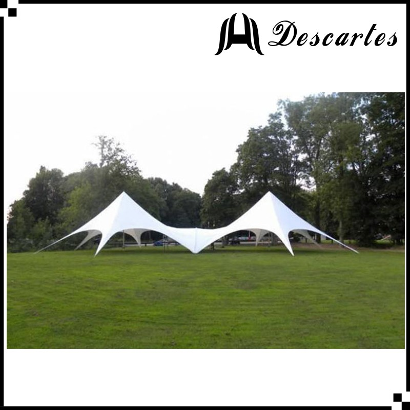 20m joint single peak large marquee party tents for sale