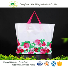 Custom Large Capacity Reusable Plastic Shopping Bag for sale/Advertising/Promotion
