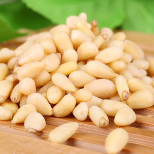 Made in China peeled pine nuts
