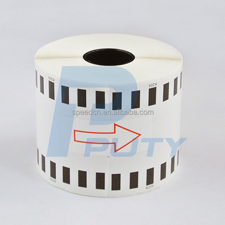 compatible dk label tape dk22205 with or without frame label thermal paper address labels dk 22205