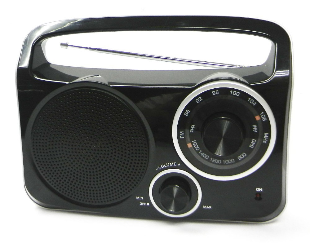 AM FM Portable Radio