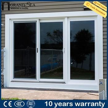Customized size heat insulation waterproof decorative sliding translucent door panels design & Customized Size Heat Insulation Waterproof Decorative Sliding ... pezcame.com