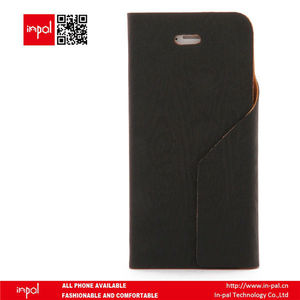 Brand new design for iphone leather case with common size