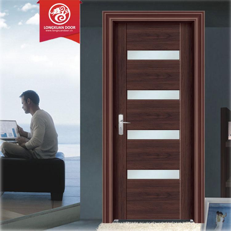 Vidrios para puertas interiores elegant interiores con for Puertas interiores de madera con vidrio