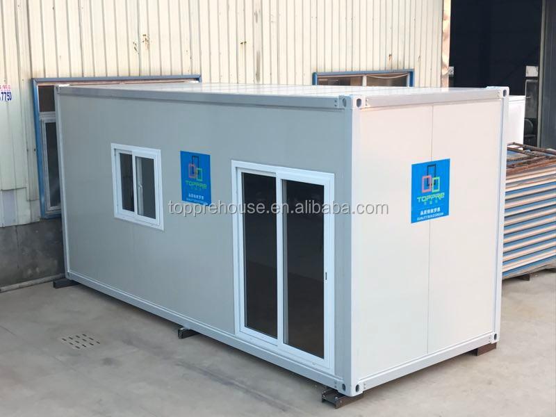 Square Portable Prefabricated Cabin Manufacturers