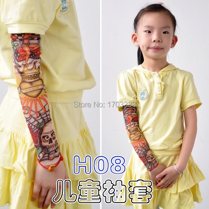 Fake Tattoo Sleeves For Kids