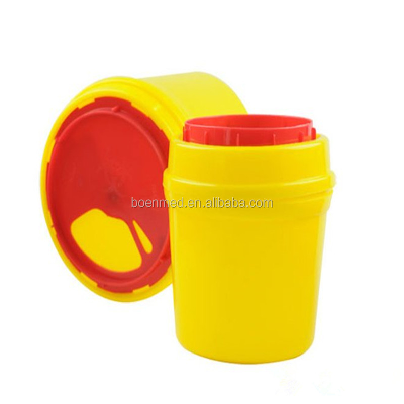 Favorable price convenient biohazard waste disposal Medical glass container