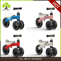 Best wholesale Christmas Gift New products 3 wheels mini baby child bicycle balance bike for kids