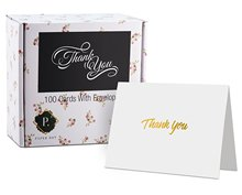 custom kraft paper happy birthday thank you cards