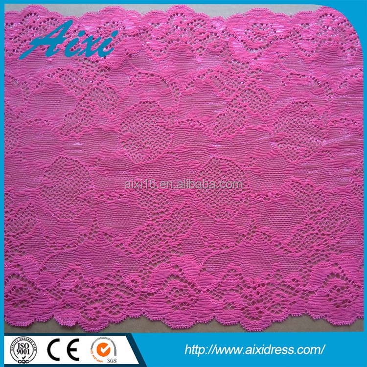 Wholesale low price cotton lace ribbon garment accessory lace embroidery