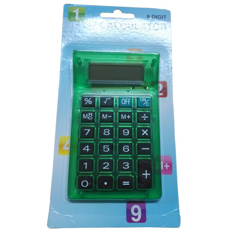 Calculadora científica preço barato 8 dígitos, escritório & escola mini calculadora
