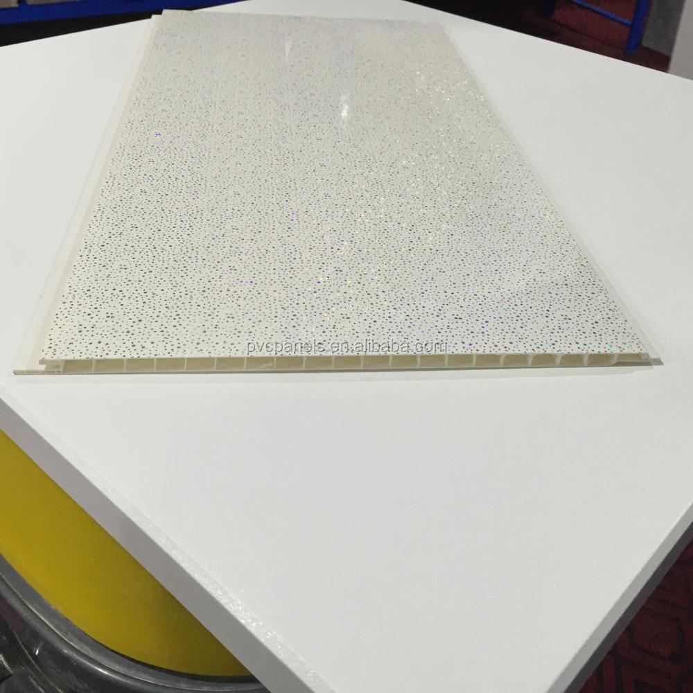 panneau de plafond tanche pvc plafond plafond salle de bains tuiles tincelle toiles panneau. Black Bedroom Furniture Sets. Home Design Ideas