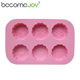 High quality custom design available soap mould silicone molds