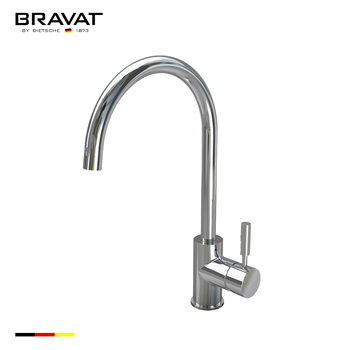 Kitchen Faucet European Faucet Modern Design Single Hole F71351c-a ...