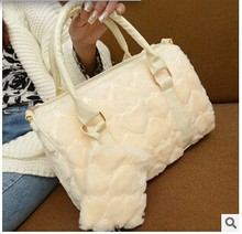 C63934A Winter warm bag for ladies