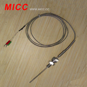 China k type probe sensor high temperature resistance thermocouple supplies