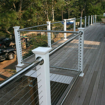 Stainless Steel Outdoor Veranda Railing Buy Stainless