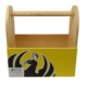 factory wholesale wooden tool box for kids
