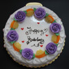 2015 New style fake birthday cake model for home decoration