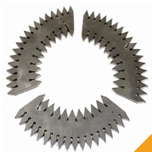 Small sheet metal parts laser cutting components