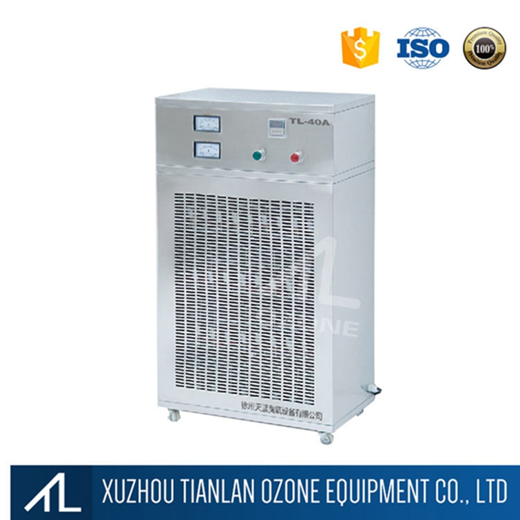 110-120g industrial ozone generator air purifier