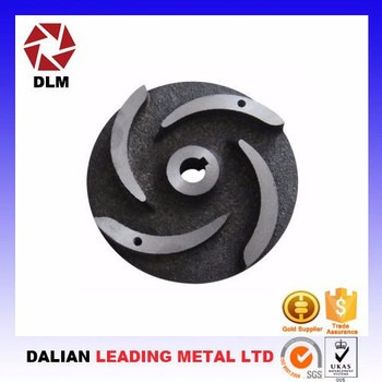 Iron casting ductile cast iron casting service for farm machinery accessories