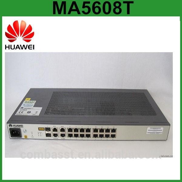 Huawei Ma5608t Gpon 8 Port Olt Optical Line Terminal At Rs