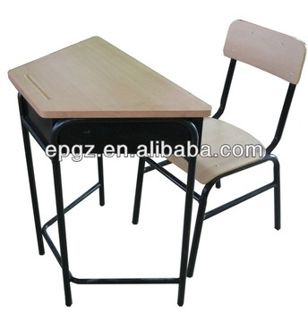 Primary School Classroom Furniture Trapezoid Tablestrapezoid Tables