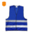 Cheap Custom Police Road Traffic Safety Vest With Zipper