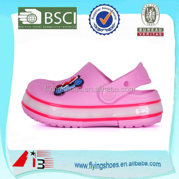 wholesale led sandals with kids