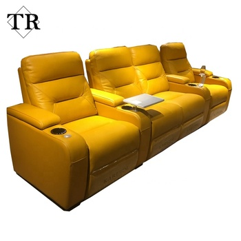 2019 year design 4 seat home theater sofa Reclining sofa factory price  KARUIDI brand, View 4 seat home theater sofa, karuidi Product Details from  ...