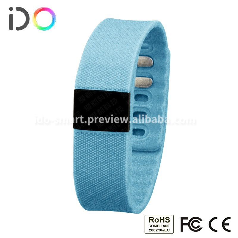 OLED screen step pedometer wireless wristband pedometer like fitbit