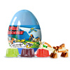 High quality construction vehicle magic egg toy for kid