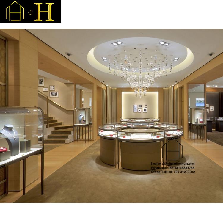 Guangzhou Factory Custom High End Shop Display Fashion