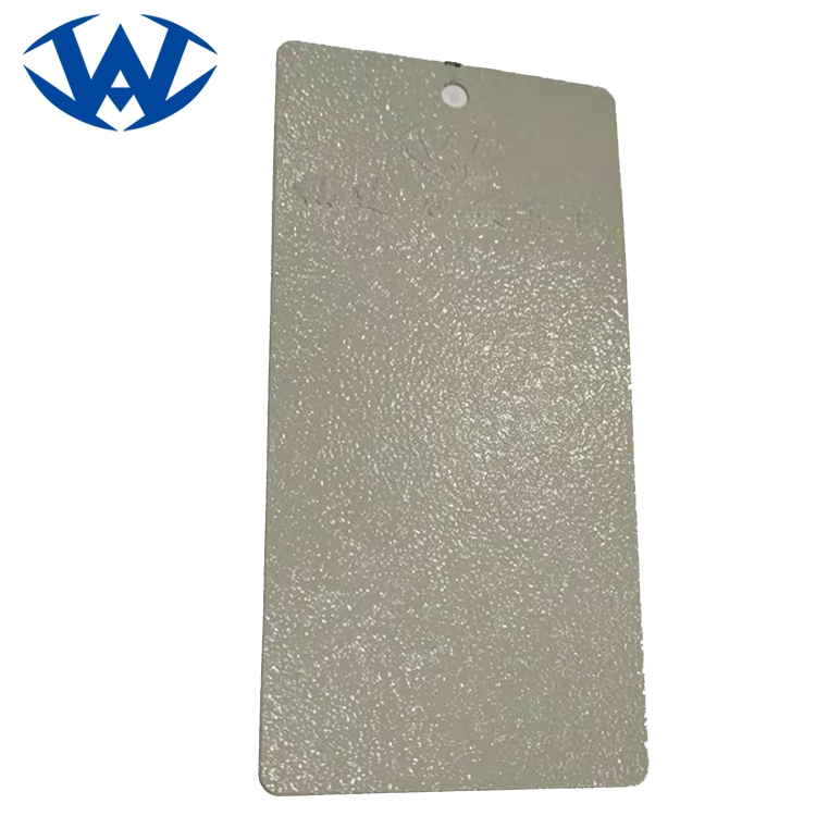 grey ral 7032 texture clear powder coating