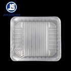 For Fruit Plastic Fruit Trays Plastic Food Grade Disposable Plastic Fresh Fruit Meat Trays For Supermarket