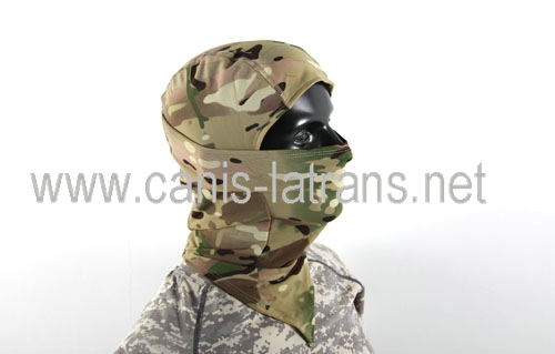 CL29-0014 Military Tactical Neck Gaiter Face Warmer Balaclava Ski/Dust Mask Recon Wrap