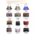 women leather tote bag handmade luxury lady leather handbag real snake skin bags