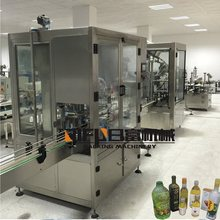 olive oil filling capping labeling machine price