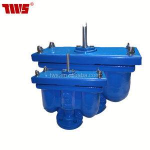 Double acting Orifice Air Release Valve
