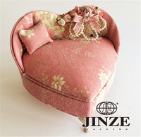 Small Size Elegant Shape Home Accessories For Decoration And Furniture Jewelry Box